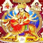 नौ दुर्गामध्येकी पाँचौँ स्कन्दमाताको विधिपूर्वक पूजा आराधना